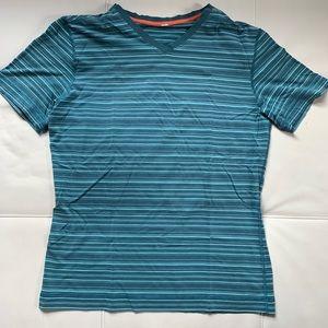 Lululemon Men's Medium V-Neck Tee Shirt